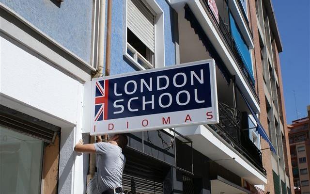 Banderola academia