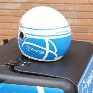 rotular casco para moto