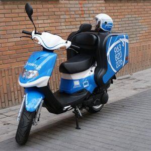 adhesivos para casco moto